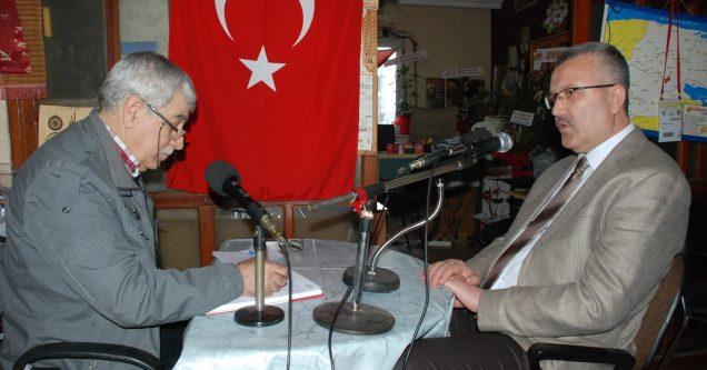 Başkan Özkan, yapılan ve yapılacak projelerini anlattı!