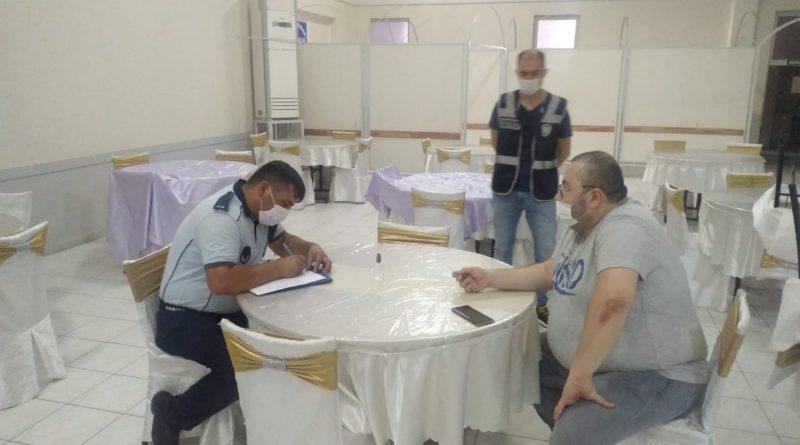 Karacabey'de virüsle mücadelede denetimler sıklaştırıldı