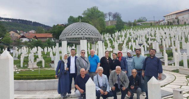 Karacabeylilerden Bosna çıkarması