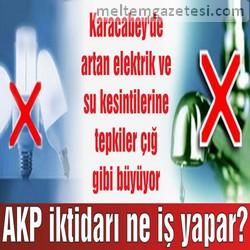AKP iktidarı ne iş yapar?