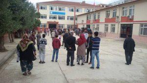 Uluabatlı Hasan İlkokulu'nda bomba paniği!