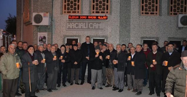 'Halil İbrahim Sofrası' Hacı Ali Camii'nde kuruldu