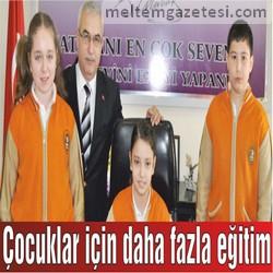 Çocuklar için daha fazla eğitim