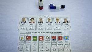 Seçim için geri sayım başladı