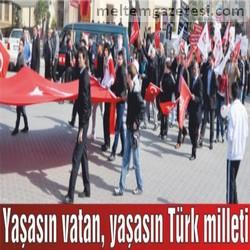 Yaşasın vatan, yaşasın Türk milleti