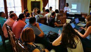 AB Projesi  kapsamında  Macaristan'dalar