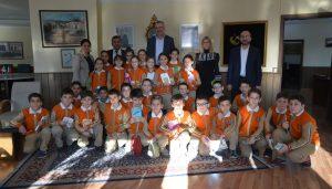 'Engelliler için Cumhuriyet Çocukları Elele'