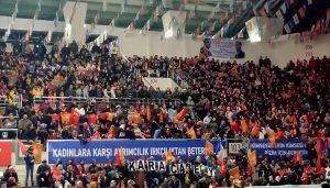 """AK Karacabey  Bursa'da tarih  yazdı…"""