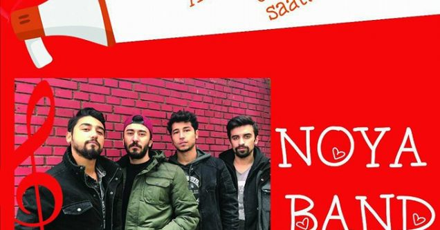 14 Şubat'ta Ess Moda'de Noya Band