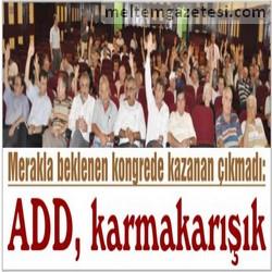 ADD, karmakarışık