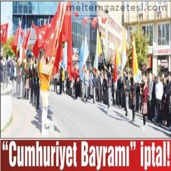"""""""Cumhuriyet Bayramı"""" iptal!"""