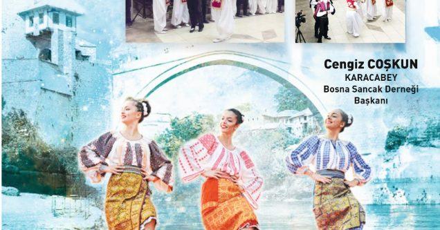 Bosna Sancak'tan  'Kültür Şenliği'