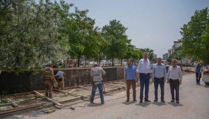 Karacabey'de park açılışları hız kesmiyor