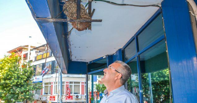 Belediye'nin 'Şanslı' misafirlerine başkan şefkati