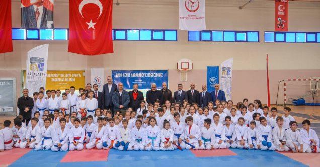 Yarın Karate Şampiyonası heyecanı  yaşanacak!