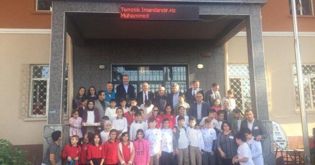 Karacabey'de TÜBİTAK'a kabul edilen tek okul