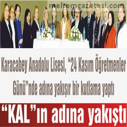 """""""KAL""""ın adına yakıştı"""