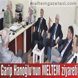 Garip Hanoğlu'nun MELTEM ziyareti