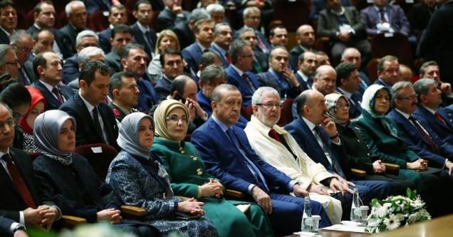 Başkan Özkan, Timsah  Arena açılışına katıldı