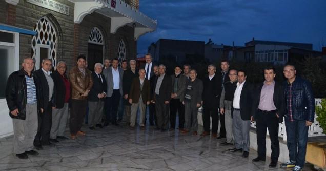 'Halil İbrahim Sofrası'na anlamlı destek