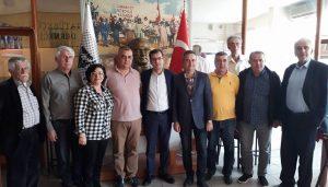 Mustafakemalpaşa ve Karacabey'in adayı Av. Gürkan Esen