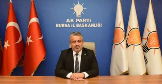 """""""AK Parti ile Türkiye güçlendi"""""""