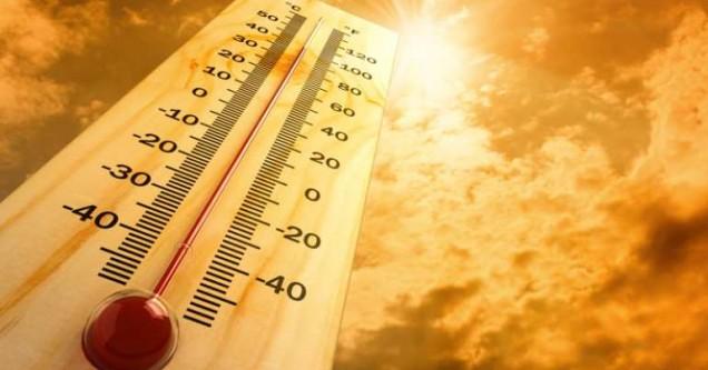 Sıcak hava yakıp kavuracak!