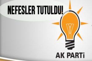 AK Parti'nin adayı belli oluyor
