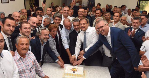 """""""AK Parti kutlu yürüyüşünü sürdürecek"""""""