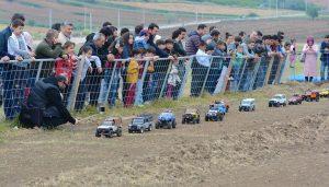 'RC Araç Yarışları' yarın başlıyor!