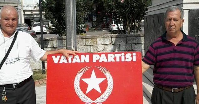 Vatan Partisi'nde kongre heyecanı