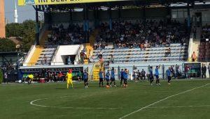 Belediyespor galibiyetle başladı : 2-1