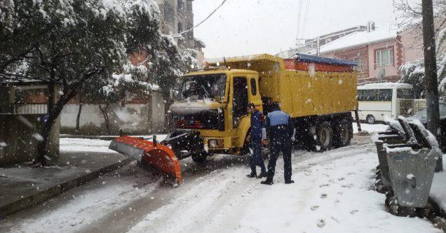 """""""Belediye kar sınavını başarıyla geçti"""""""