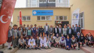 Şehit Serkan Şahin'e 'Çok Amaçlı Salon'
