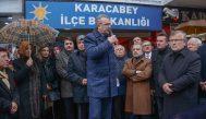 """""""Karacabey'in İkinci Dönemi Yükselme Dönemi Olacak!"""""""
