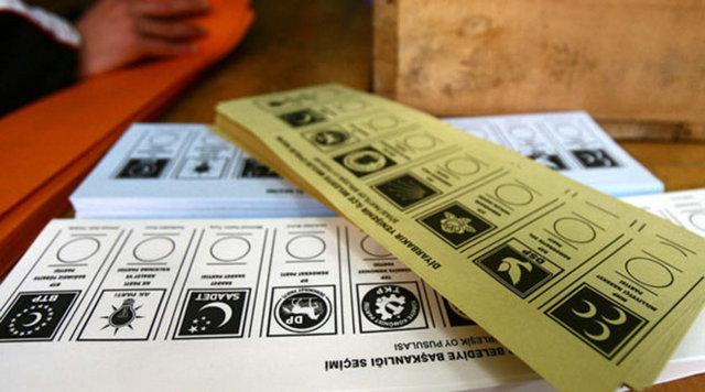 İşte yerel seçimlere katılacak partiler