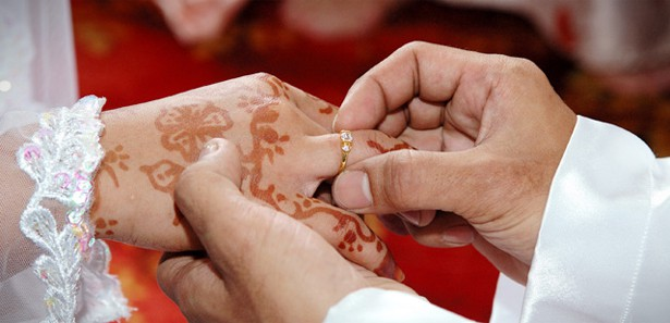 15 dakikada bir nikah kıyılıyor