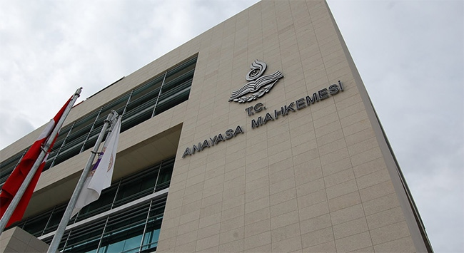 Anayasa Mahkemesi'nden flaş karar