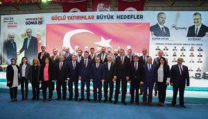 """Başkan Ali Özkan """"Benzersiz Kent"""" hedefiyle yola çıktı!"""
