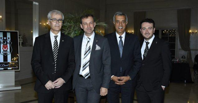 Beşiktaşlılar dernek binasına kavuştu!