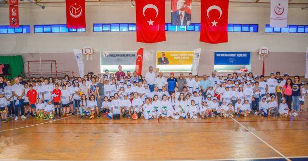 Karacabey'de Yaz Spor Okulları 10 farklı dalda hizmet verecek