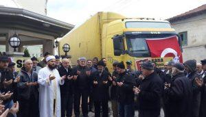 İHH, Suriye Kış Yardım Tırı'na destek bekliyor