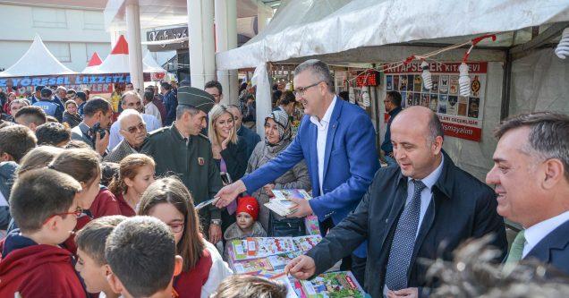 """""""Kitap, Kültür ve Yöresel Ürün Günleri""""ne devam!"""