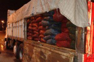 21 ton kaçak midye ele geçirildi