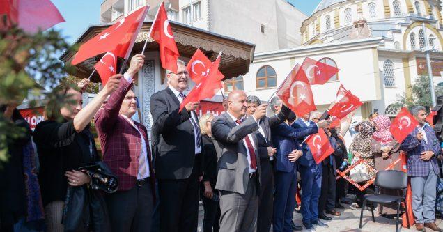 Karacabey Mehmetçik için tek yürek oldu!