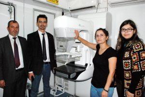 Karacabey'li  kadınlara  ücretsiz  kanser  taraması