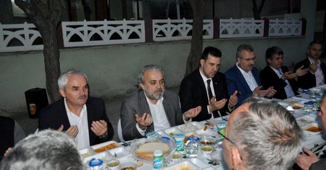 BALDER'den 1000 kişilik iftar sofrası