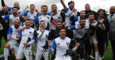 Karacabey Belediyespor şampiyonluğunu bekliyor!