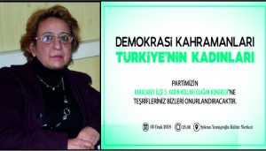 AK Kadınlar'da kongre heyecanı!