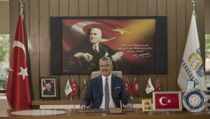 Başkan Özkan'dan Mevlid Kandili mesajı